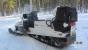 Сумка багажная задняя для снегохода VK540